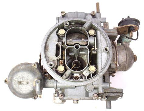 Zenith Carburetor Carb 75 76 Vw Jetta Rabbit Mk1 Genuine