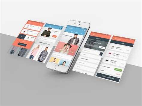 mockup for design free iphone 6s plus ui app design mockup psd good mockups