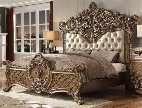 marbella 6 piece bedroom set by homey design hd 8018