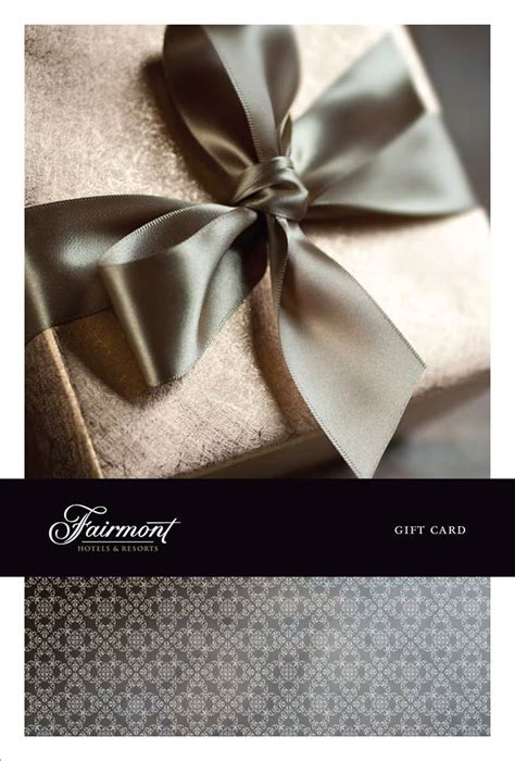 Fairmont Hotel Gift Card - fairmont hotel black friday 2014 deal spend 500 canadian at the fairmont hotel