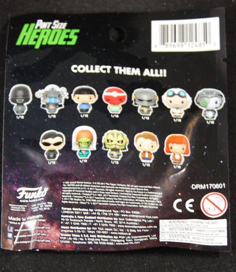 Pint Size Heroes Funko Science Fiction funko size heroes science fiction blind bag blindboxes