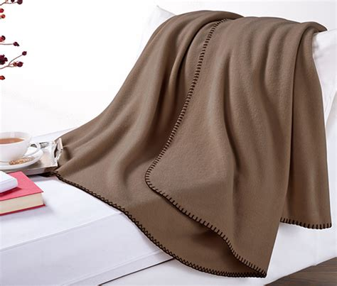 fleece decke braun bestellen bei tchibo 295898