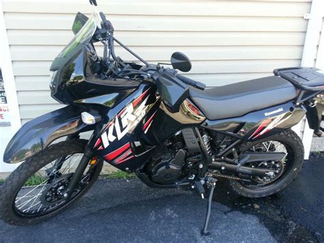Dual Sport Kawasaki by Buy 2013 Kawasaki Klr650 Dual Sport On 2040motos