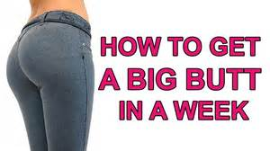 how to make my bigger at home how to get a bigger buttocks in a week 5 simple easy