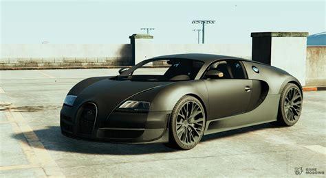 custom bugatti bugatti veyron super sport for gta 5