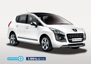 Peugeot Official Website