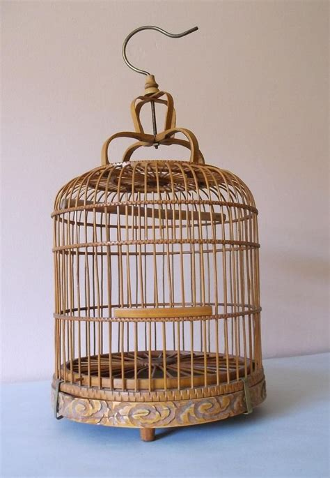 round bird cages houses bath with stand