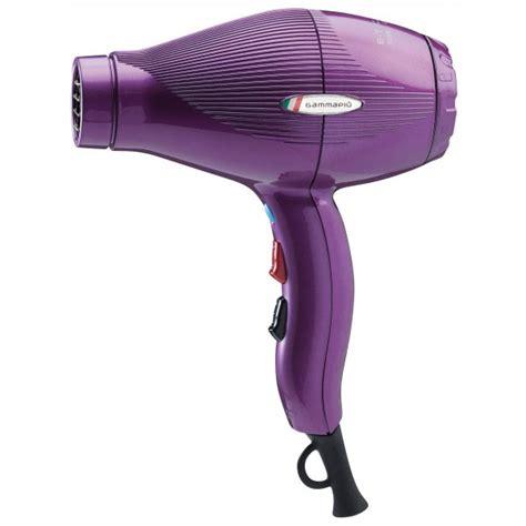 Ego Compressor Hair Dryer gamma piu evolution turbo compressor light hair dryer purple