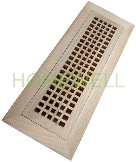 egg crate floor register is another kind of special vent