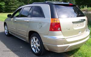 2006 Chrysler Pacifica Review 2006 Chrysler Pacifica Review And Road Test Test Drive Of