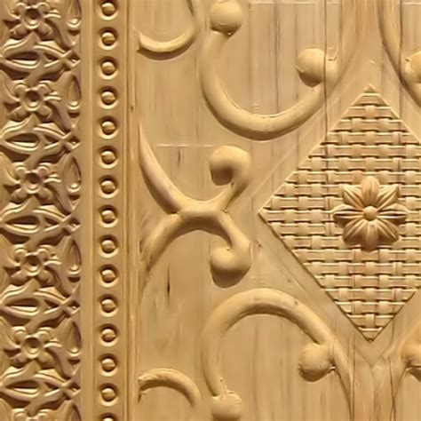 wooden designs teak doors carving designs 4105