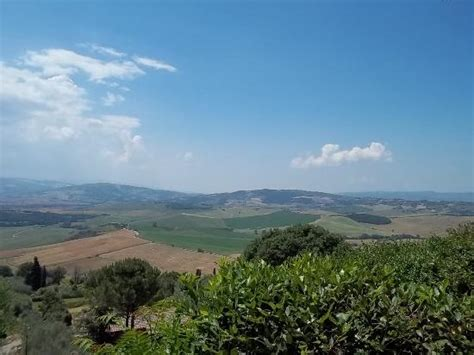 terrazza val d orcia beautiful view from our table foto di terrazza val d
