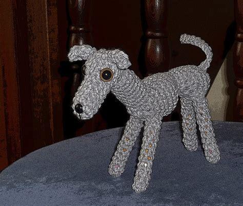 amigurumi greyhound pattern italian greyhound amigurumi pattern yarn pinterest