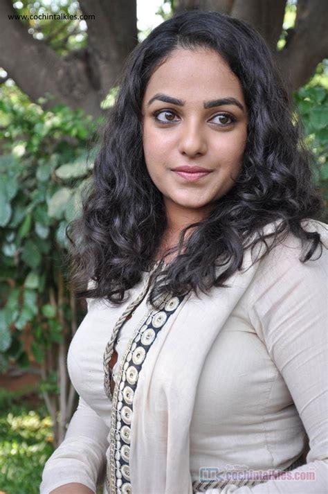 actor actress nithya menon ok kanmani actress nithya menen photos 31696 filmilive