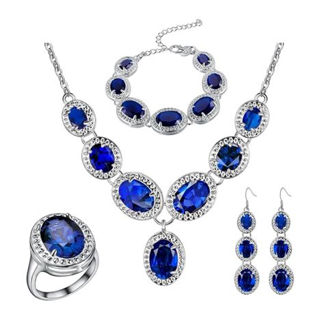 image gallery sapphire jewelry
