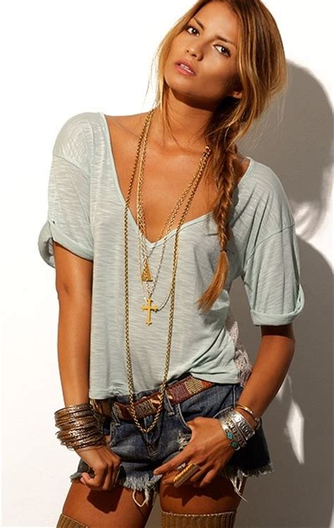 days  summer outfit idea  country style