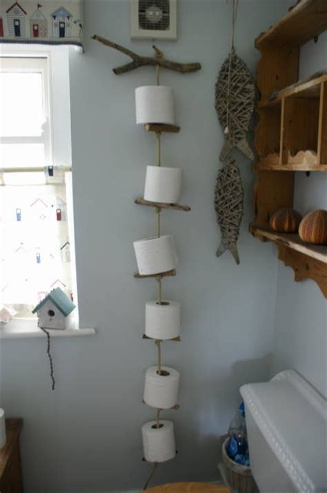 How To Make Toilet Paper At Home - 15 diy toilet paper holder ideas