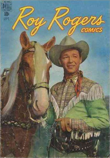 roy rogers comics 9 a sep 1948 comic book by dell