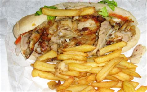 kebab poulet maison recette kebab 750g