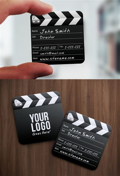 design milk business cards movie director business card by nexion218 on deviantart