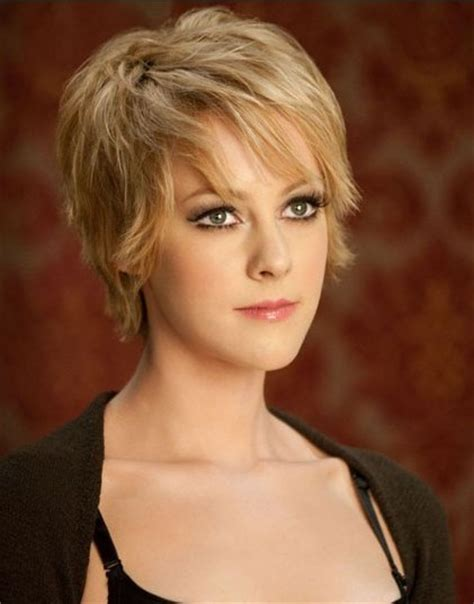 shag hairstyle for round face and fine hair short hairstyles for fine hair beautiful hairstyles