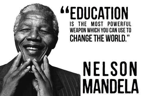 mandela education quote education quotes nelson mandela quotesta