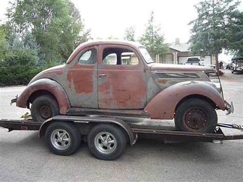1937 ford coupe 1937 ford business coupe project or rat rod for sale