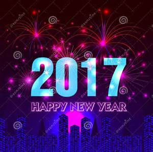 happy new year 2017 celebration picture