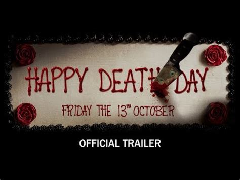 s day trailer song it s a slasher groundhog day in the trailer for happy