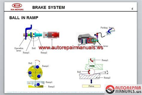 kia sportage wiring diagram service manual kia