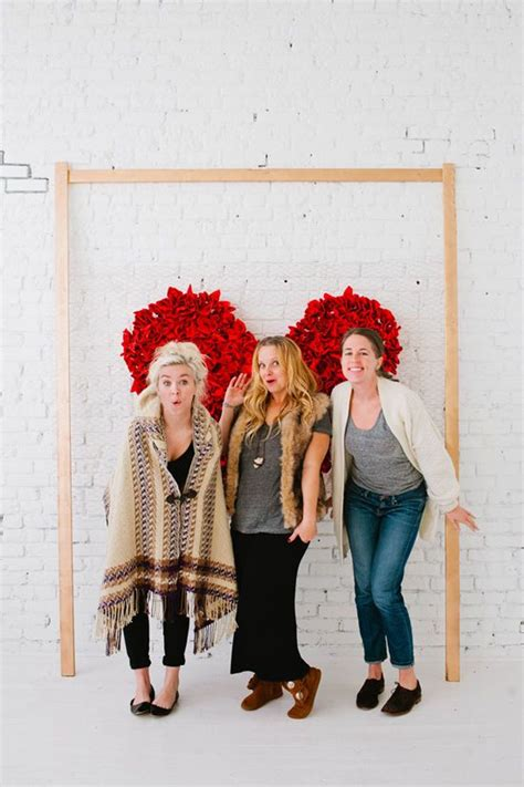 design love fest max wanger 14 photo booth ideas for your next party
