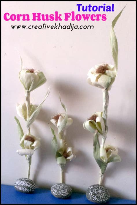 How To Make Handmade Flowers - how to make dough flowers