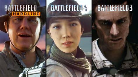 battlefield hardline battlefield 4 battlefield 3 graphics comparison