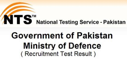 test pattern ministry of defence ministry of defence nts test result 2014 answer keys 29th