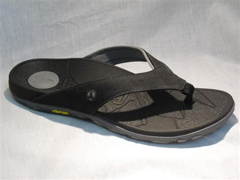 most comfortable flip flops mens orthaheel bryce most comfortable orthotic flip flops for