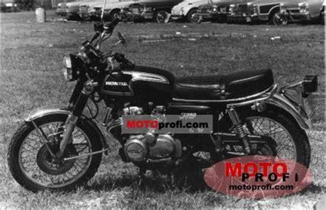 honda cb 350 f 1973 specs and photos