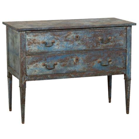 chalk paint sverige gustav iii period swedish painted two drawer chest sweden