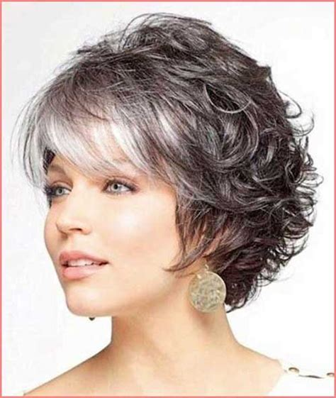 haircuts for middle aged women with thick wavy hair 30 best short hair styles for older women short
