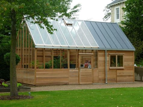 Garden Sheds And Greenhouses by Best 25 Greenhouse Shed Ideas On Plant Shed