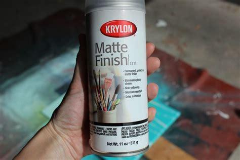 diy setting spray matte indonesia matte finish spray home decorating trends homedit