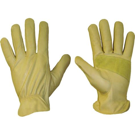 west chester cowhide leather x large work gloves hd84000