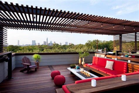 Rooftop Patio Design 15 Impressive Rooftop Terrace Design Ideas