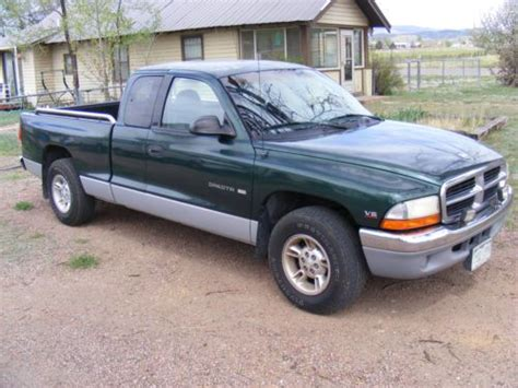 dodge dakota 2 door find used 2000 dodge dakota base standard club cab