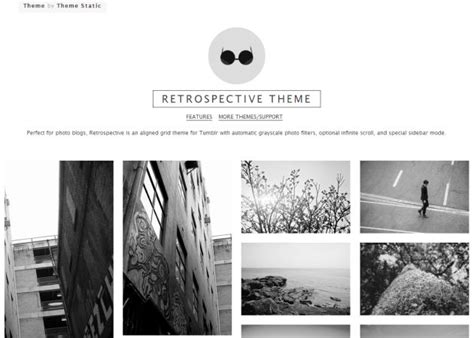 themes tumblr three columns minimal free 4 column tumblr theme by themestatic