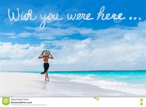 wish you were here postcard template desejo voc 234 estava aqui mensagem da nuvem em f 233 rias da
