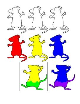 mouse paint template image collections templates design