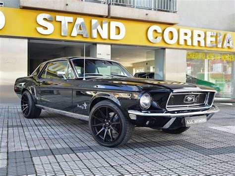 Ford Mustang Autouncle by Sold Ford Mustang Carros Usados Para Venda Autouncle