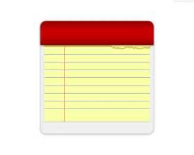 Notepad Template by Blank Yellow Notepad Photosinbox