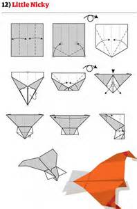 Paper Folding Challenge - make paper airplanes lots of printable on