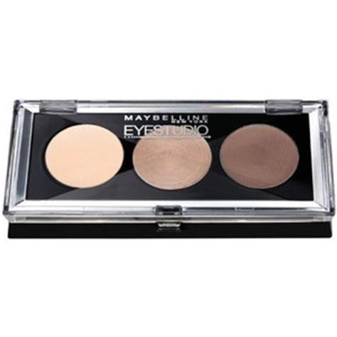 Maybelline Eye Studio Eyeshadow Maybelline Eye Studio Eyeshadow Trio 25 Neutral